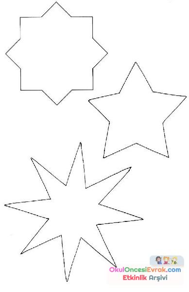 Gökyüzünde Neler Var yıldız (107)