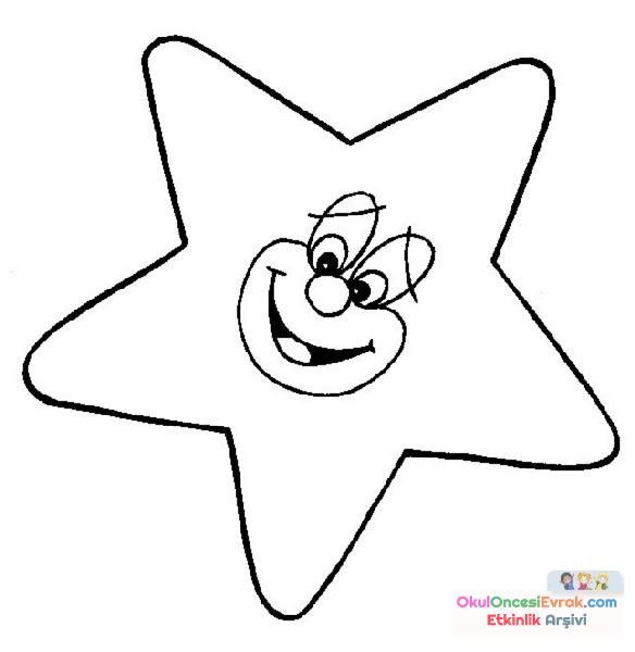 Gökyüzünde Neler Var yıldız (110)