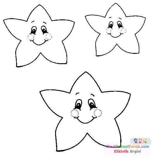 Gökyüzünde Neler Var yıldız (111)