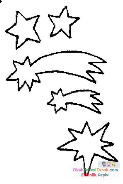 Gökyüzünde Neler Var yıldız (115)