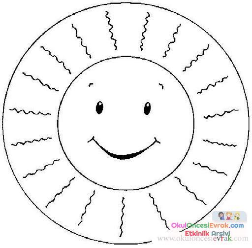 Güneş, ay, yıldız, dünya (1)