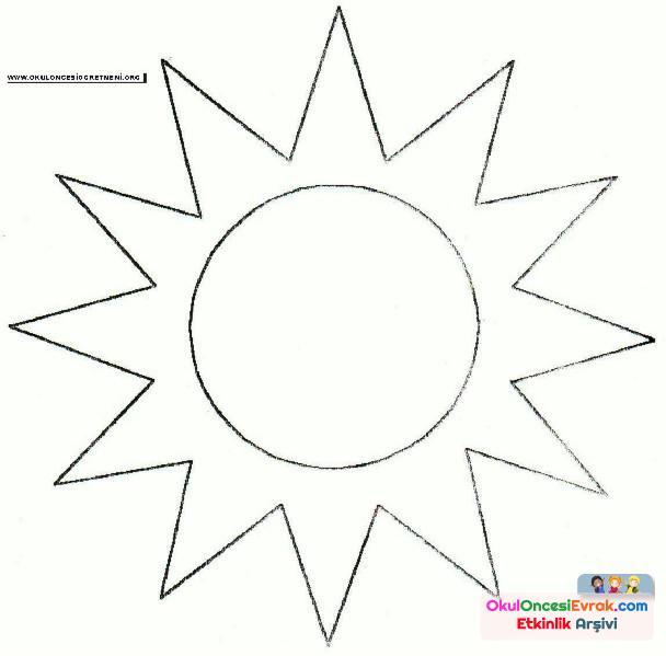 Güneş Boyama