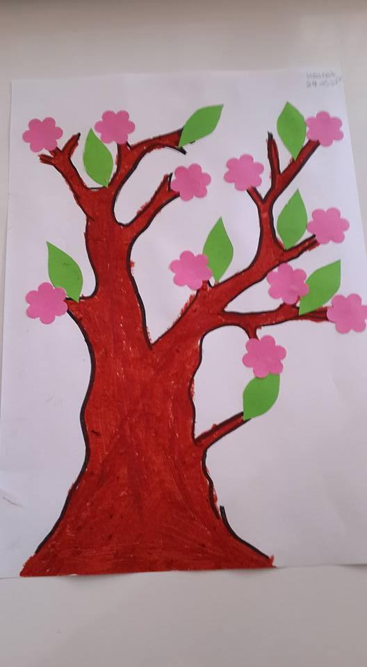 ilkbahar ağacı