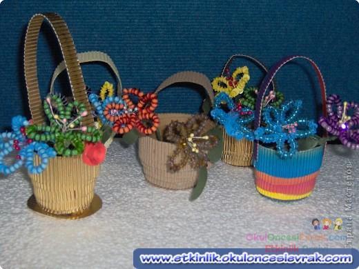 Подарки для детей из бисера