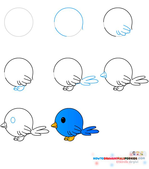 kuş çalişmaası