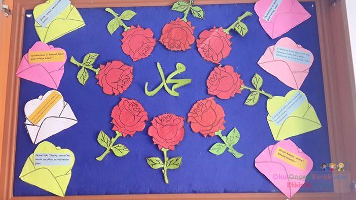 kutlu doğüm ,kurban bayramı ,artık materyal ,kağit işleri ,sınıf süsü ,anneler günü ,babalar günü ,gelişim raporu  (3421)