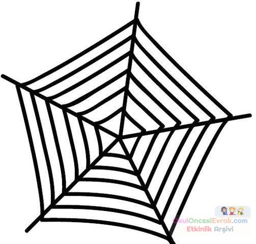Örümcek Hayvanlar Boyama (636)