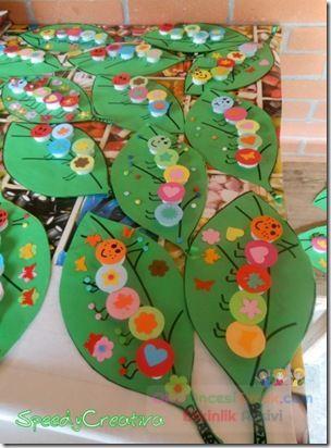 Saksı Kalıbı çiçek Boyama Artık Materyal 209
