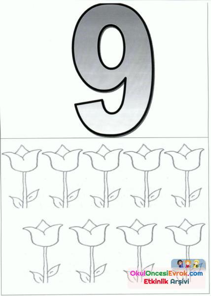 sayı kartı (3)
