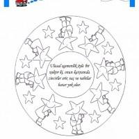 23 Nisan Belirli Gun Ve Haftalar Boyama Sayfasi 18 Preschool