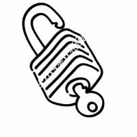 çocuklar Için Anahtar Eşyalar Boyama Sayfası 6 Preschool Activity