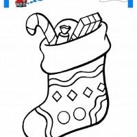 Cocuklar Icin Corap Kiyafet Giysi Boyama Sayfasi 16 Preschool