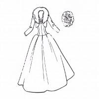 çocuklar Için Elbise Kıyafet Giysi Boyama Sayfası 26 Preschool