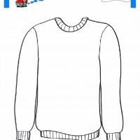 çocuklar Için Kazak Kıyafet Giysi Boyama Sayfası 12 1 Preschool