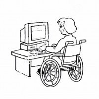 Engelliler Haftası Belirli Gün Ve Haftalar Boyama Sayfası 20