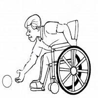 Engelliler Haftası Belirli Gün Ve Haftalar Boyama Sayfası 24