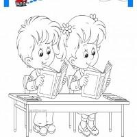 Ilköğretim Haftası Belirli Gün Ve Haftalar Boyama Sayfası 24