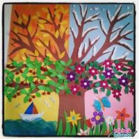 okul öncesinde geometrik,mevsim,renk, hava duygu grafikler  (178)