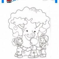 Orman Haftası Belirli Gün Ve Haftalar Boyama Sayfası 6 Preschool