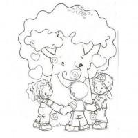Orman Haftasi Belirli Gun Ve Haftalar Boyama Sayfasi 6 Preschool