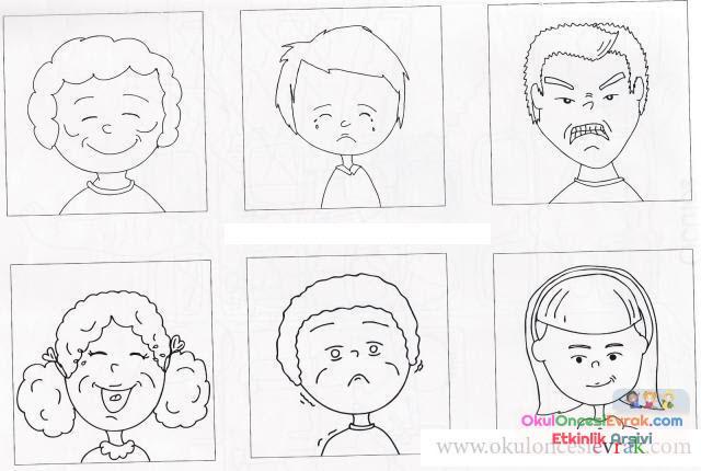 Yüz ifadeleri (3)