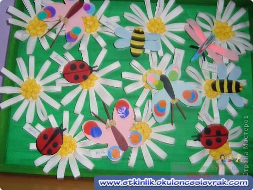 Поделка лето в детский сад 10