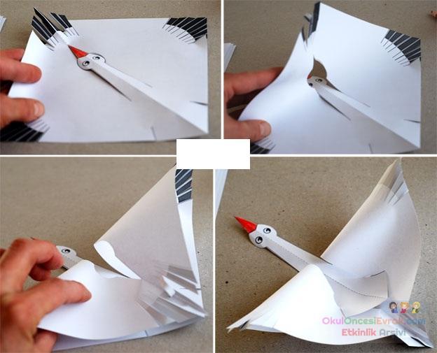 Поделки из картона с инструкцией 56